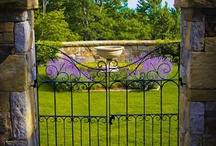 Portes de jardin