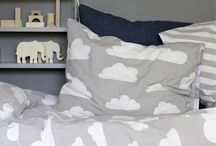 Kinderkamer thema wolkjes ★ cloud themed kid's room / Inspiratie voor babykamers en kinderkamers met wolkjes als thema ★ inspiration and ideas for nurseries and kid's rooms with clouds as theme