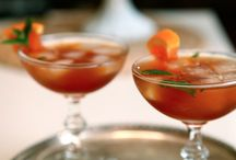 Tea cocktails. Shake it up the hope and glory way.