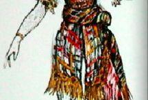 Gypsy Girl - female Dancer