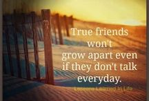 Friendship quotes / by Katie Pritts