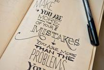 SketchNote Inspiration / by Katie Pratt