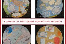 1st Grade Project Ideas