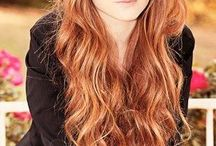 Red Heads / Red hair inspiration. Available at River Terrace Hair Studio ph. 07 5440 5626