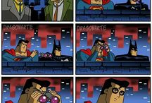 batman +superman lol