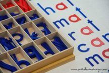 Literacy stations / by Cassandra Hinson