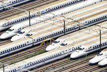 """เที่ยวญี่ปุ่น รู้เรื่อง """"รถไฟสายสำคัญๆในโตเกียว ประเทศญี่ปุ่น"""""""