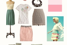 Fashion Collages / by Juli