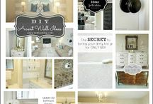 House ideas  / by Heather Edwards