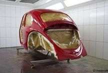 Restauración Automotriz