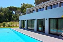 Nice contemporary property for sale with a sea view