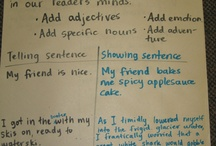 Charts - Writing / Reading  / by Mrs. RM  (Rodriguez-Martinez)