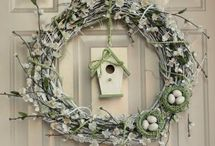 Wreaths / by Kelli Berry