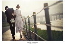 Romantic scenes