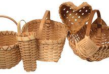 Kosárfonás / Basket weaving / kosárfonás papírból,peddig nádból,tengeri fűből,stb