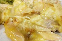 chicken &dumpling casserold