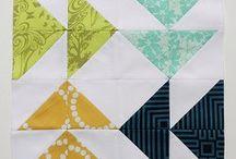 Quilt Block Inspiration / by Cinda Bryant