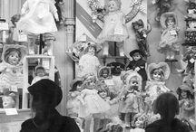 Dolls / by Kathi Barnard
