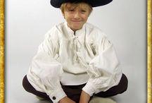 Mittelalter Gewandung für Kinder