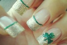 Nails - St Patricks