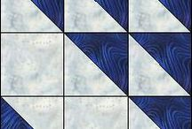 Triangle Quilt Blocks