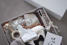 Подарочный набор новорождённым