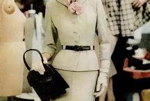 Fashion history 1950-60