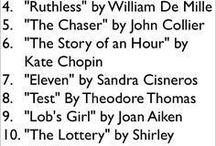BookReads & Short stories