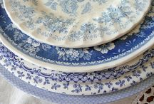 Blue & White / by Susan Cady