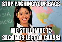 ungdomsskolelærer