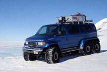 my favorite really long van