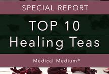 10 Top Healing Teas