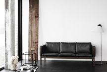 Inspirations:  leather sofas / by Shirley