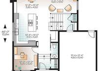 Pierrefonds Semi detach - layout de pieces