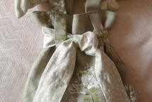Comme d' Habitude by Adriana G. / My boutique, my creations