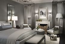 Glam Master Bedrooms