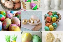 Easter ideas / Holiday