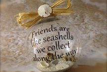 Beach decor / by Rosalee Roberts