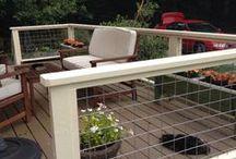 Balustrady/ogrodzenia/murki