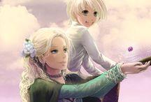 Narcyza/Draco/Lucjusz/Malfoy