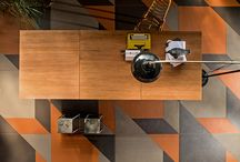 TIERRAS | Tradition Revisited / Tierras is a series comprised of colored-body porcelain tile and three-dimensional, extruded natural terracotta designed by renowned Spanish architect & designer Patricia Urquiola for Mutina. The Tierras collection is inspired by the concept of sedimentation and traditional Mediterranean craftsmanship.    For more information on Tierras, go to stonesource.com