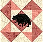Cats 2 Quilt