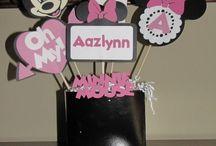 Kenzie Birthday Ideas / by Christine Sehon