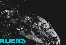 Alien series - posters / + Prometheus and Covenant... Shitty new stuff from Ridley.