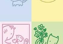☑ Embossing folders - Cuttlebug / by ConnSue