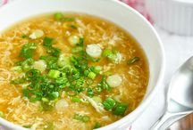 Food - Soups, Stews, Chili / Soup Recipes / by Just My Little Bit