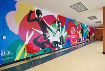 Decorating Ideas / Design elements to make your youth org space teen friendly  / by Andrea Graham, Youth Culture Expert