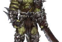 Orcs for game