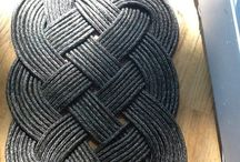 recycling rope