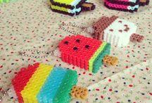 Hama beads food